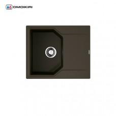 Мойка Daisen 60-BL Artgranit/Черный 4993622