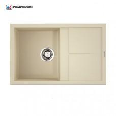 Мойка Daisen 42-CA Artgranit/Карамель 4993603