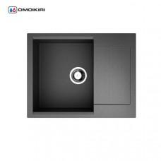 Мойка Daisen 65-BL Artgranit/Черный 4993683