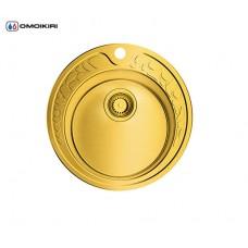 Мойка Kata 20-U-CA Artgranit/карамель 4993371