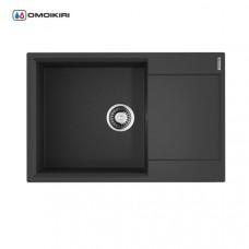 Мойка Daisen 78-LB-BL Artgranit/Черный 4993692