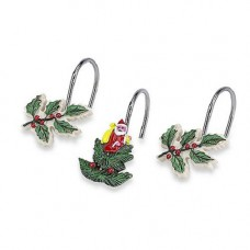Набор из 12 крючков для шторки Avanti Spode Christmas Tree 11523G