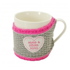 Кружка Boston Sweater mug Mugs & Kisses 420 мл. 33466