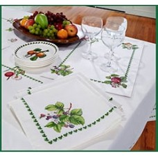 Avanti Набор из 4-х салфеток Pomona Table Cloth 42608-NK4