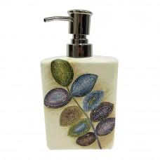 Дозатор для жидкого мыла Croscill Mosaic Leaves 6A0-003O0-0086/990