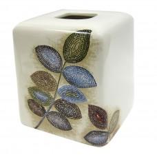 Бокс для салфеток (салфетница) Croscill Mosaic Leaves 6A0-006O0-0086/990