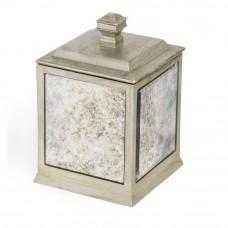 Косметическая емкость без крышки Kassatex Palazzo Vintage Mirror APL-CJ