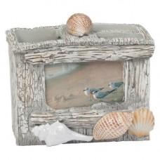 Стакан для зубных щеток Creative Bath At The Beach ATB60MULT