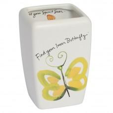 Стакан для зубной пасты Creative Bath Flutterby FLU11MULT