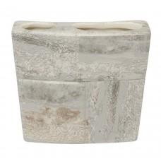 Стакан для зубных щеток Creative Bath Quarry QRY60STN