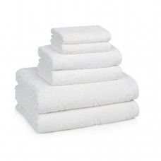 Полотенце банное Kassatex Roma White ROM-109-W