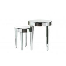 Комплект из 2-х зеркальных столов KF-13163