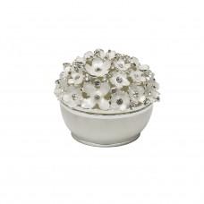 Шкатулка для украшений «Цветы» JB1170