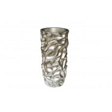 Кашпо напольное серебряное ZS-C847-27