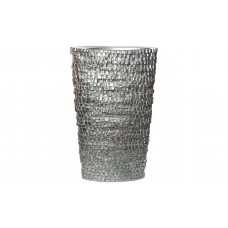 Кашпо напольное серебряное ZSC829-24