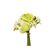 Букет из роз и пионов 9F28018-4673