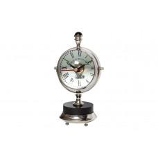 Часы настольные на подставке IK40709