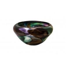 Ваза стеклянная (цветная) HJ1315-29-K85