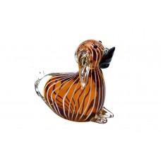 Статуэтка «Собака» в подарочной упаковке (янтарная) F5020