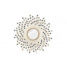 Зеркало декоративное золотое 19-OA-6056
