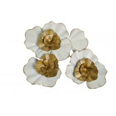 Декор настенный «Цветы» 37SM-0697