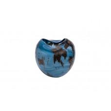 Ваза стеклянная (цветная) HJ360N-20-S75