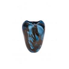 Ваза стеклянная (цветная) HJ666N-27-S75