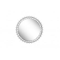 Зеркало со стразами круглое 50SX-1824