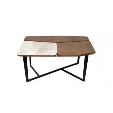 Стол журнальный с керамической вставкой 57EL-CT379A