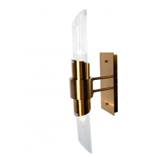 Бра золотое K2KM0987W-2BR