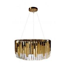Люстра стеклянная (золото) 62GDW-8901-600