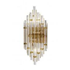 Бра стеклянное (золото) 62GDM-925