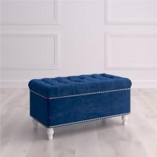Банкетка с ящиком Терамо Studioakd Puf7 MR20 Синий