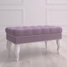 Банкетка с ящиком Калабрия Studioakd puf8 HM26 Светло-фиолетовый