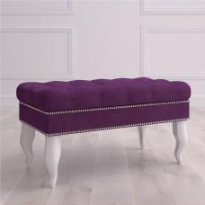 Банкетка с ящиком Калабрия Studioakd puf8 HM29 Фиолетовый