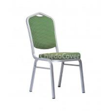 Банкетный стул Хит 25 мм Зеленая корона, цинк 006-10
