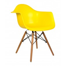 Стул Eames DAW желтый 001-298