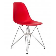 Стул Eames DSR красный 001-114