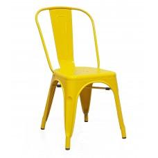Стул TOLIX желтый глянцевый УТ000000547