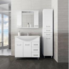 Мебель для ванной Style Line Ирис 100 белая