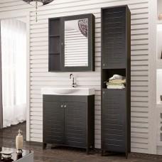 Мебель для ванной Style Line Кантри 76 венге
