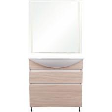 Мебель для ванной Style Line Рената 80 Люкс Plus, напольная