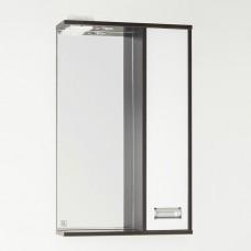 Зеркало-шкаф Style Line Эко Стиль W Панда 50/С белый, венге