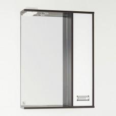 Зеркало-шкаф Style Line Эко Стиль W Панда 60/С белый, венге
