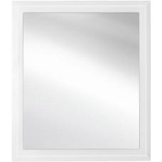 Зеркало Style Line Лотос 70 Люкс, белое