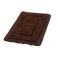 Коврик для ванной комнаты Juwel бежевый/коричневый 70*120 758408