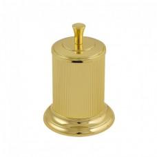 Баночка настольная с крышкой Migliore FORTUNA золото 28339