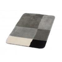 Коврик для ванной комнаты Pisa серый 60*90 717300