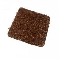 Коврик для ванной комнаты Bob бежевый/коричневый 50*50 733808