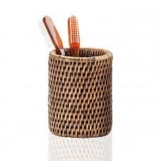 Стакан настольный, цвет: ротанг темный Decor Walther Basket BER 0931892